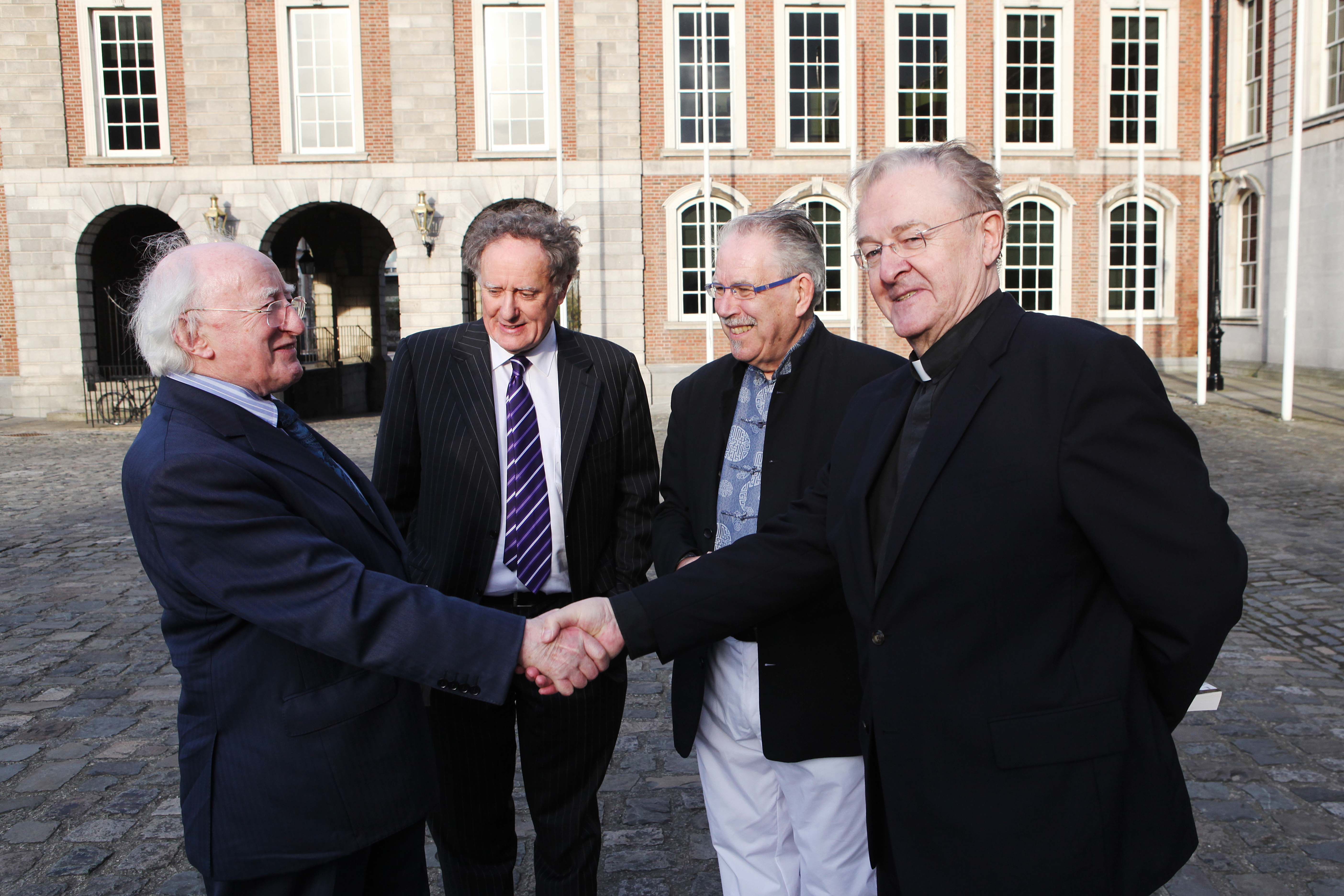FR. SEAN AND MICHAEL HIGGINS