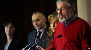 Gerry Adams et al