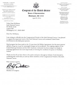 CONGRESSMAN TED DEUTCH D-FL AP25 B